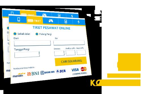 beli pulsa online melalui mobile